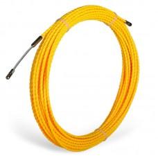 Протяжка из плетеного полиэстера с фиксированными наконечниками PET-1-5.2/50 (Fortisflex), КВТ 76671