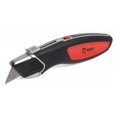 Нож строительный монтажный НСМ-18 КВТ 79897