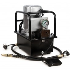 Помпа электрогидравлическая КВТ ПМЭ-710-2к двухклапанная 60941