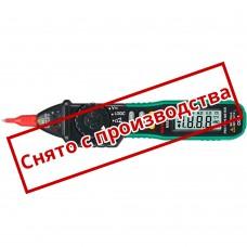 Мультиметр цифровой Mastech MS 8212А с бесконтактным пробником напряжения 65294
