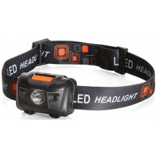 Фонарик налобный светодиодный HL-9023 КВТ 78266