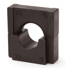 Набор матриц КВТ НМ-300-СОАС для опрессовки овальных соединителей типа СОАС 60189