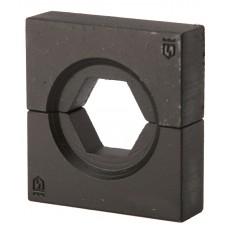 Матрица для стал. зажима шестигр. МШ-28,6-С/100т КВТ 65387