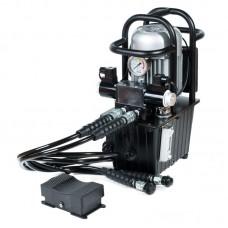 Помпа электрогидравлическая двухклапанная ПМЭ-7050-К2/380, КВТ 78487