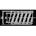 Металлорукав из оцинкованной стали Р3-ЦХ-25 (кратность 50 шт.) 40813