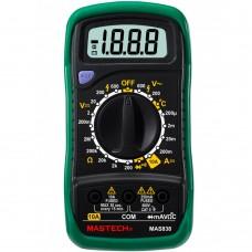 Мультиметр цифровой Mastech MAS 838 57762