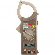 Клещи токовые цифровые КВТ M266F 70481