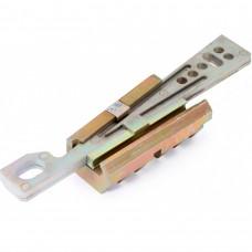 Зажим монтажный КВТ МКЗ-2 зажим клиновой 62092