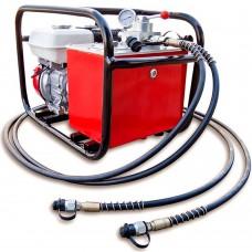 Помпа бензогидравлическая двухклапанная КВТ ПМБ-750-2к 59497