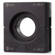 Матрица для алюм. зажима круглая А-39,5/100т КВТ 65123