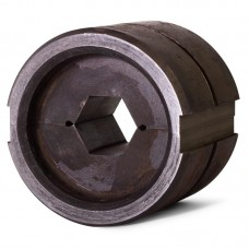 Матрица для стал. зажима круглая С-25/60т КВТ 61075