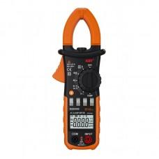 Клещи токовые цифровые КВТ MS2008B 76122